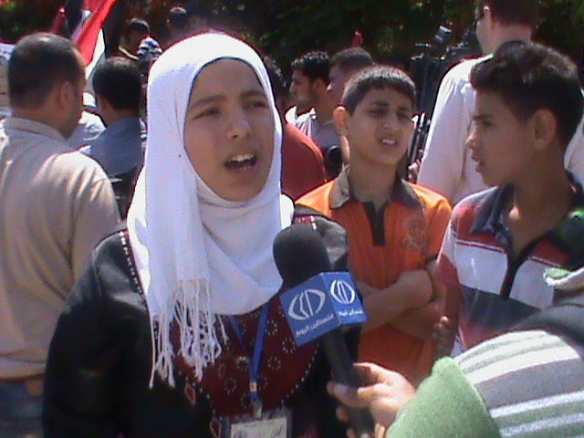 مسيرة يوم اللاجئ 20/6/2011